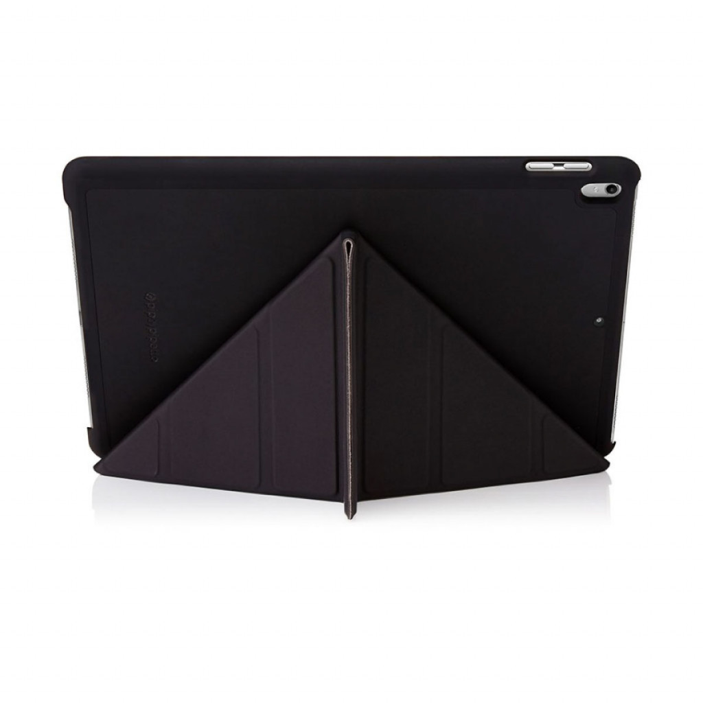 Pipetto Origami cover for iPad 10,2-tommer - Svart