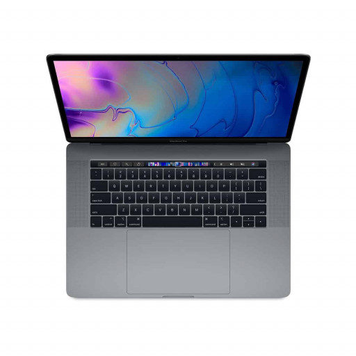 MacBook Pro 15″ Stellargrå med Touch Bar 2.6GHz / 16GB / 512GB