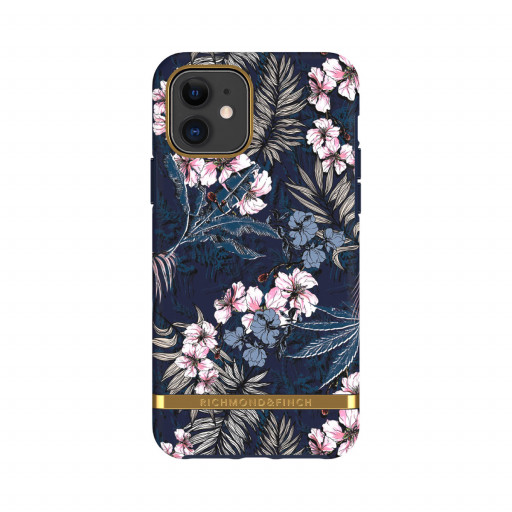 Richmond & Finch deksel til iPhone 11 - Floral Jungle