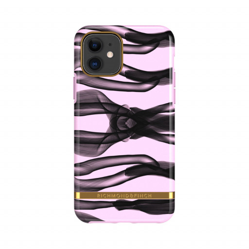 Richmond & Finch deksel til iPhone 11 - Pink Knots