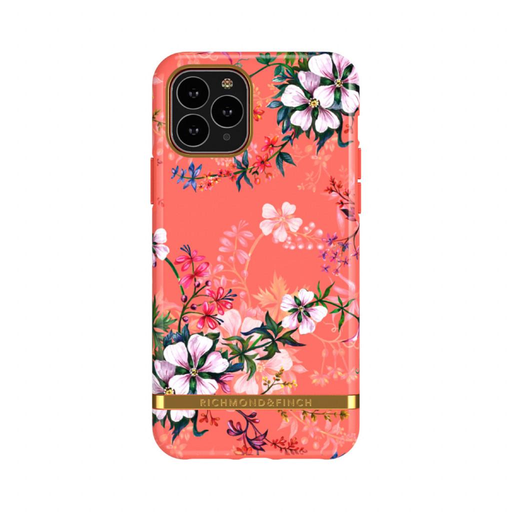 Richmond & Finch deksel til iPhone 11 Pro - Coral Dreams