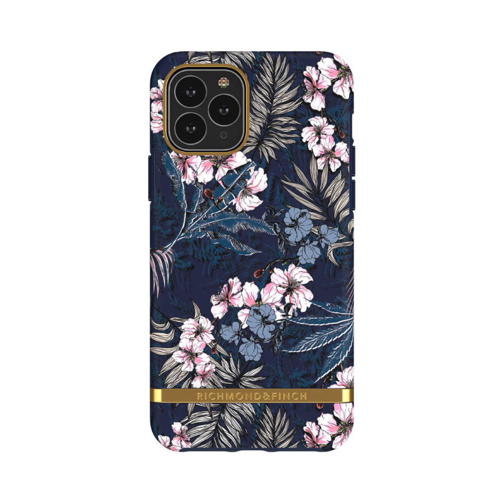 Richmond & Finch deksel til iPhone 11 Pro Max - Floral Jungle