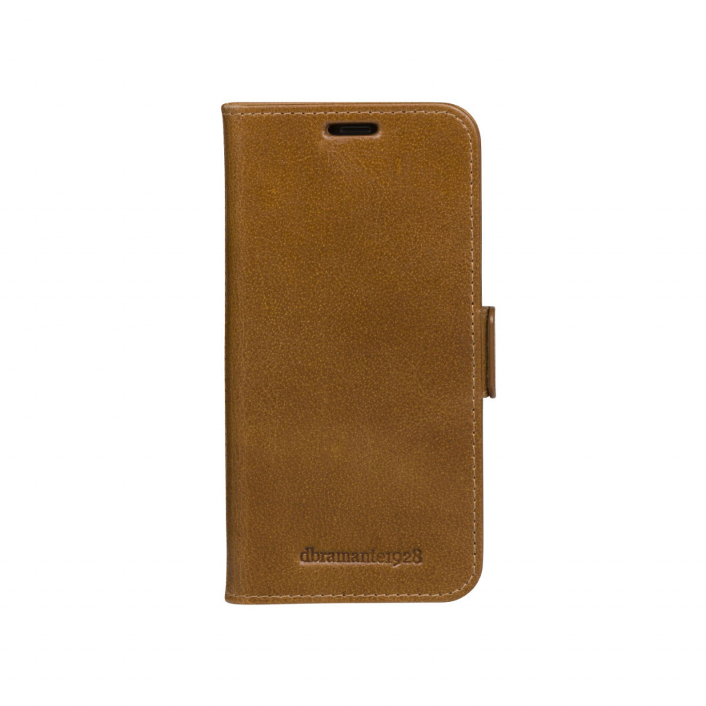 Dbramante Copenhagen Wallet for iPhone 11 - Tan