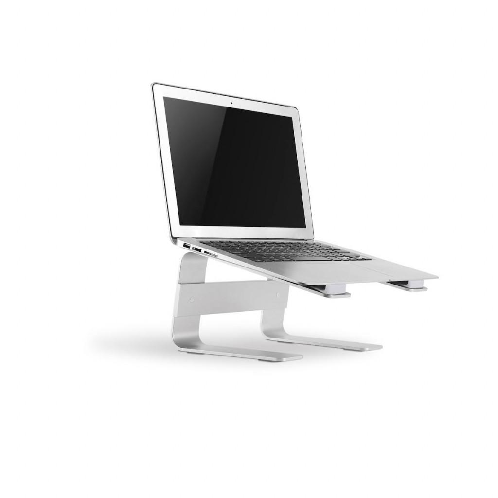 iiglo ergo laptopholder i aluminium