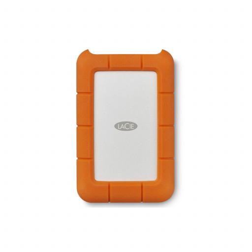 LaCie Rugged USB-C Harddisk - 5 TB