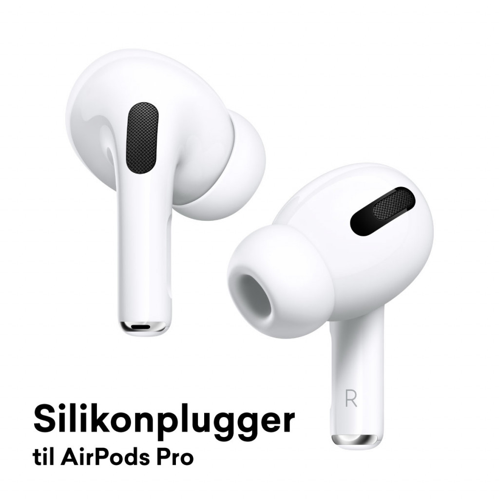 Apple Silikonplugger til AirPods Pro - Medium