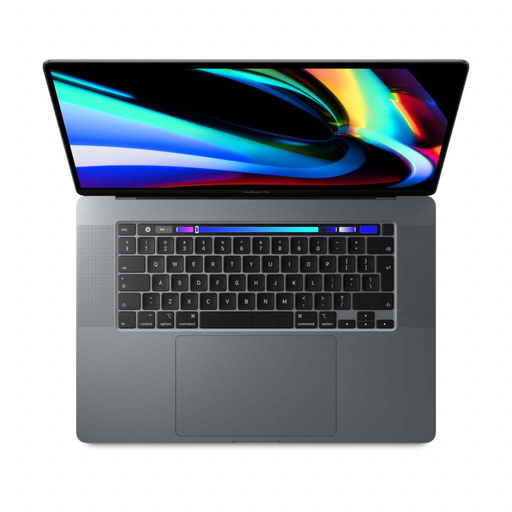 MacBook Pro 16-tommer (2019) 2,6 GHz 6-kjerner / 16GB / 512GB - Stellargrå