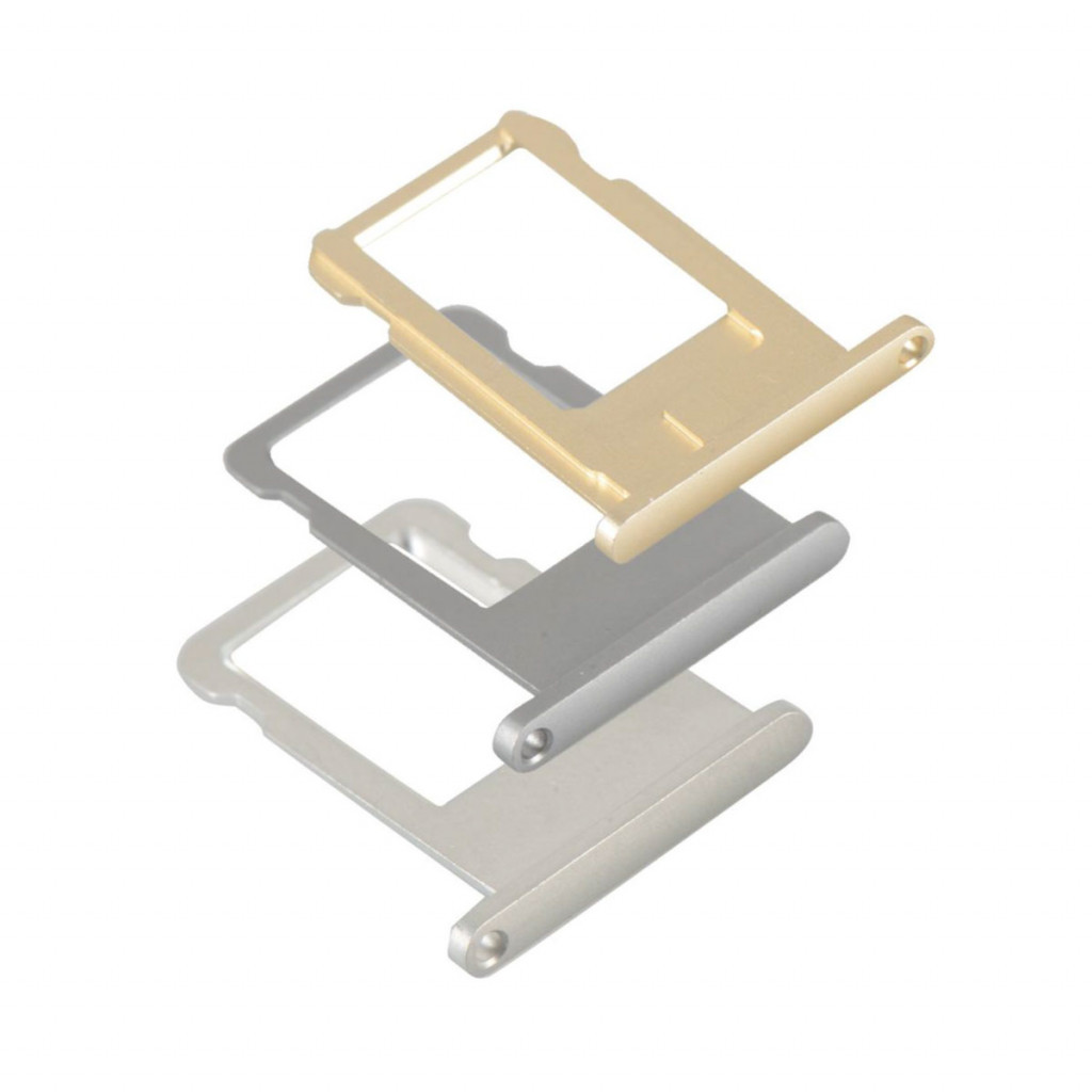 Apple Sim Tray iPhone 7 Silver