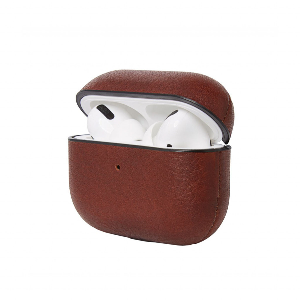 Decoded AirCase Pro for AirPods Pro - Brun