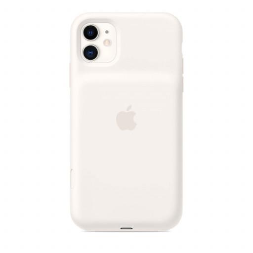 Apple Smart Battery Case til iPhone 11 - Hvit