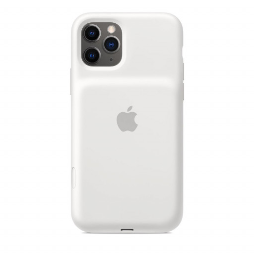 Apple Smart Battery Case til iPhone 11 Pro - Hvit