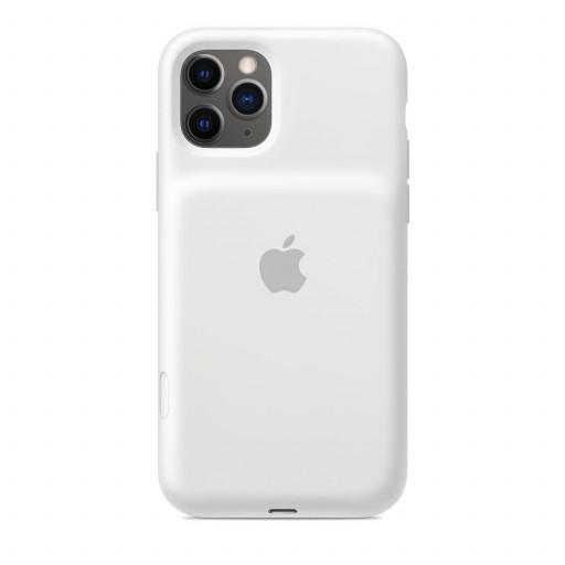 Apple Smart Battery Case til iPhone 11 Pro - Hvit