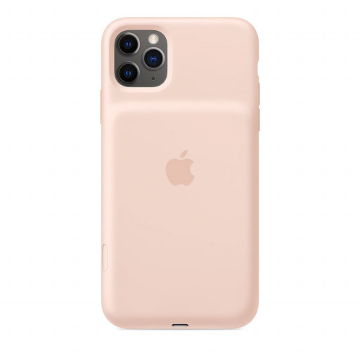 Apple Smart Battery Case til iPhone 11 Pro Max - Sandrosa