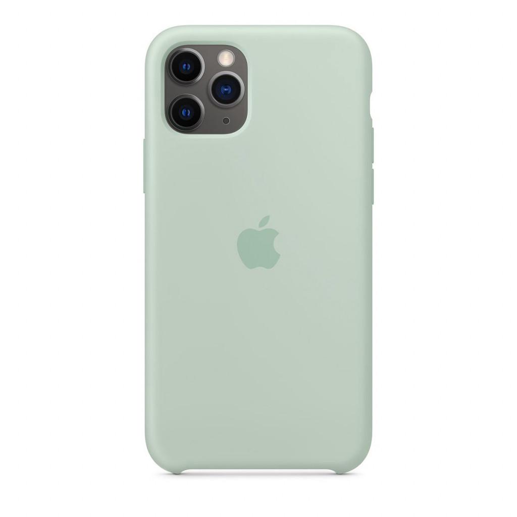 Apple Silikondeksel til iPhone 11 Pro - Beryl