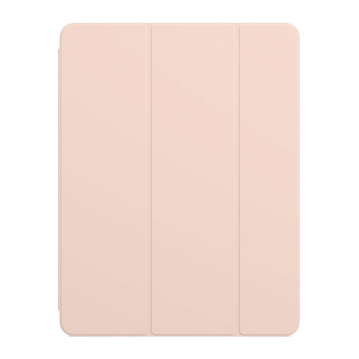 Apple Smart Folio til iPad Pro 12.9-tommer - Sandrosa
