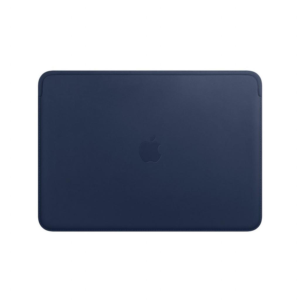 Leather Sleeve til 13-tommers MacBook Air og MacBook Pro – Midnattsblå