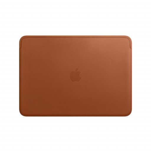 Leather Sleeve til 13-tommers MacBook Air og MacBook Pro – Lærbrun