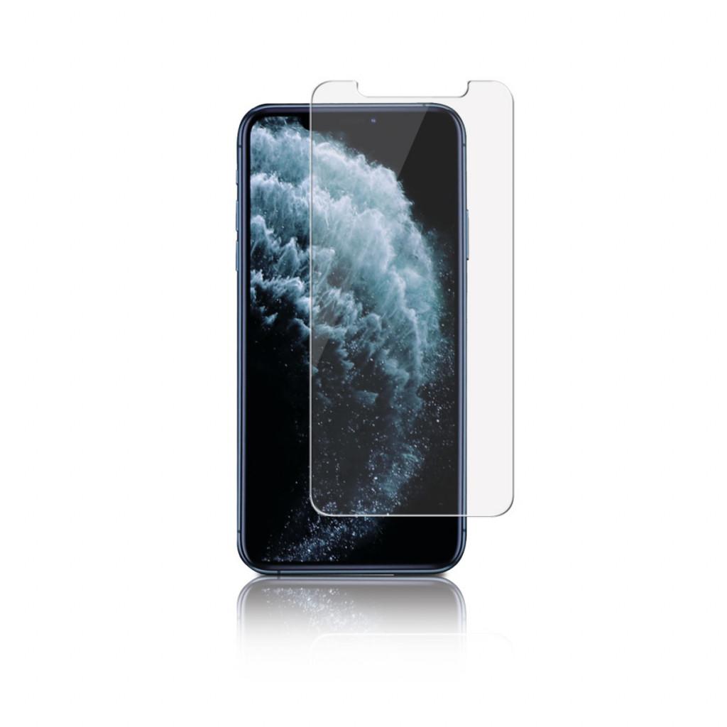 Panzer Silikatglass skjermbeskytter for iPhone XS Max/11 Pro Max