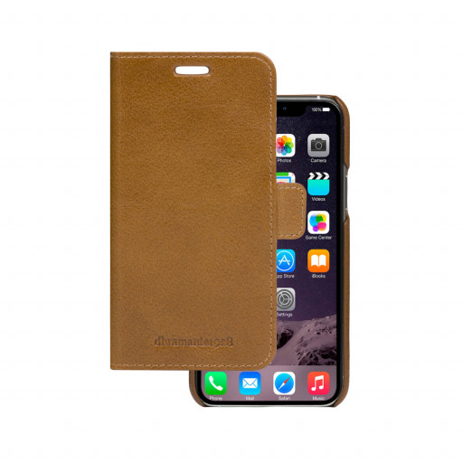 Dbramante Lynge Wallet for iPhone 11 Pro Max - Tan