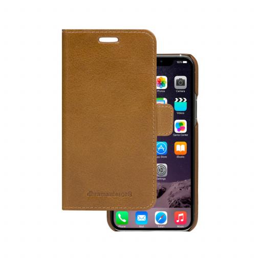 Dbramante Lynge Wallet for iPhone 11 - Tan