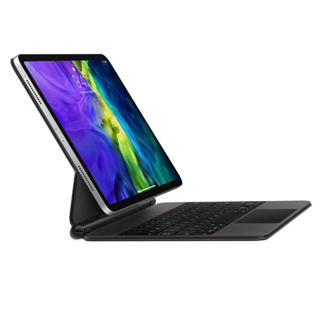 Apple Magic Keyboard til 11-tommers iPad Pro (3. gen.) Norsk - Svart