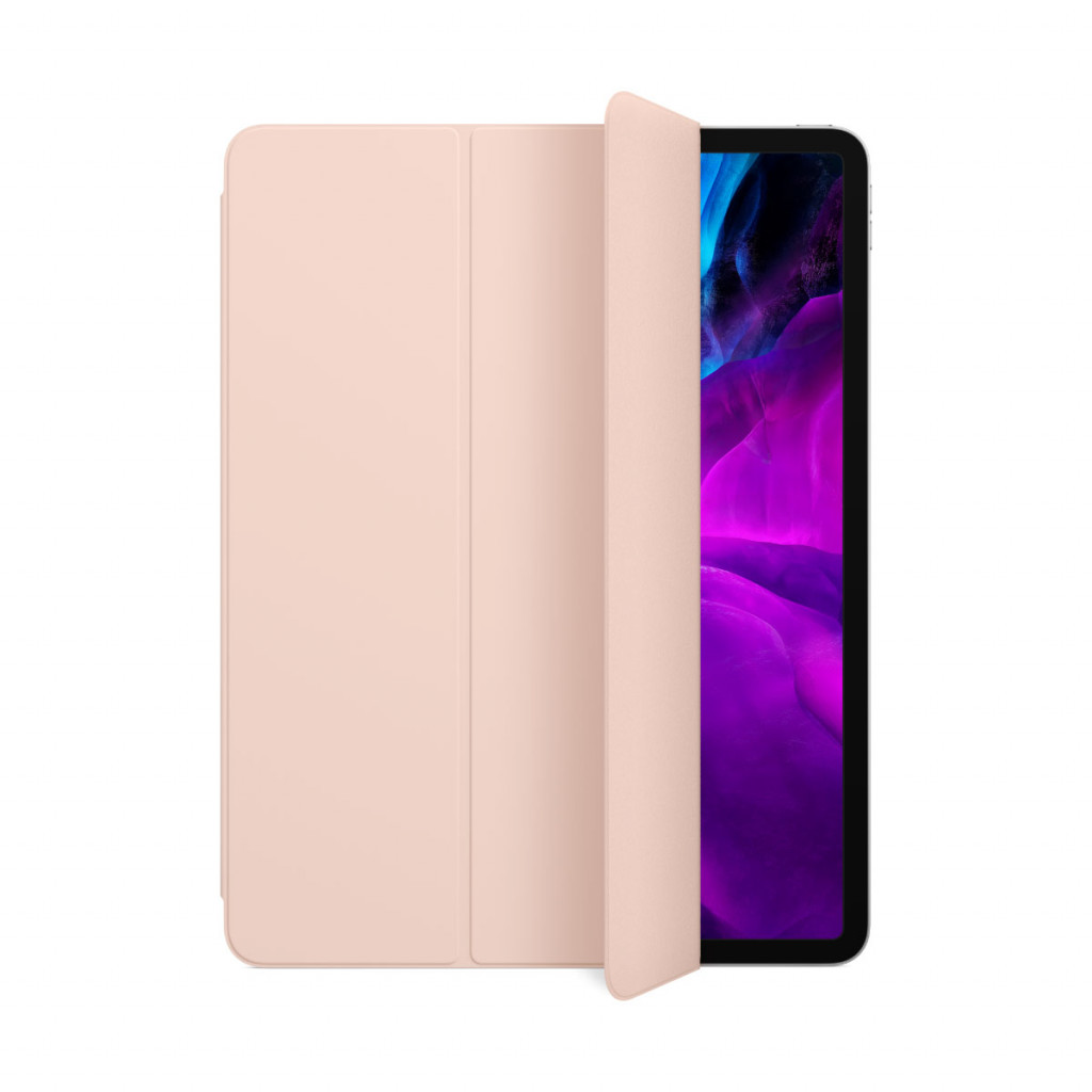 Apple Smart Folio til 12,9-tommers iPad Pro (2020) - Sandrosa
