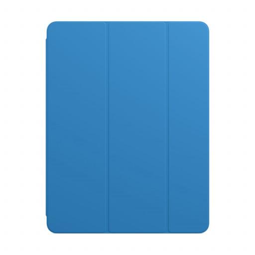 Apple Smart Folio til 12,9-tommers iPad Pro (2020) - Bølgeblå
