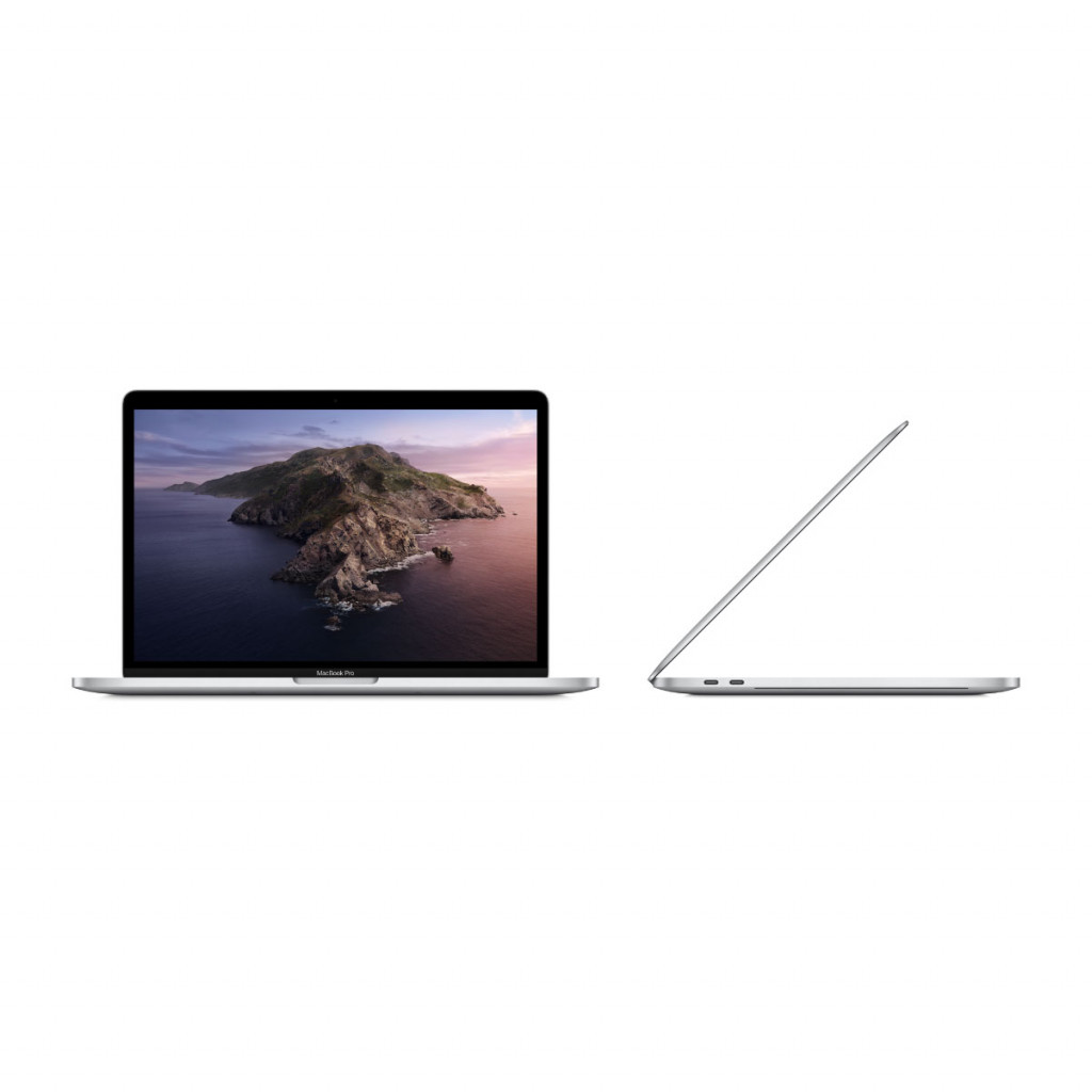 MacBook Pro 13-tommer (2020) 2.0 GHz 4-kjerner / 16GB / 1TB - Sølv
