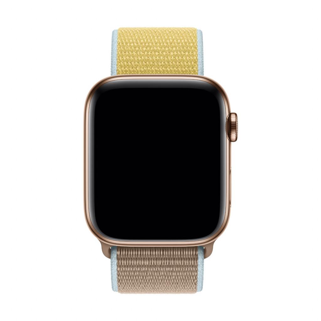 Apple Watch 44 mm Sport Loop - Kamel