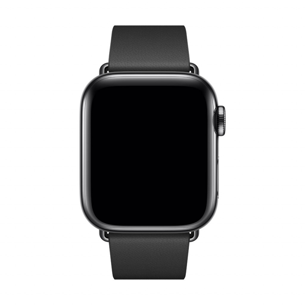 Apple Watch 40 mm Modern Buckle (L) - Svart