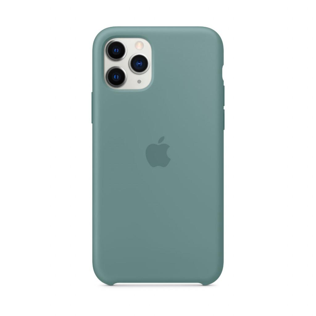 Apple Silikondeksel til iPhone 11 Pro - Kaktus