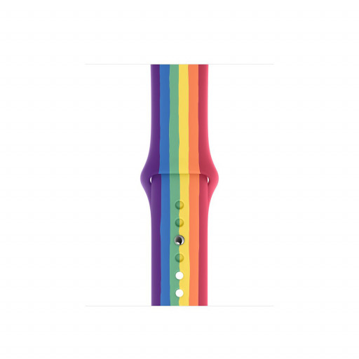 Apple Watch 44 mm Sport Band - Pride Edition