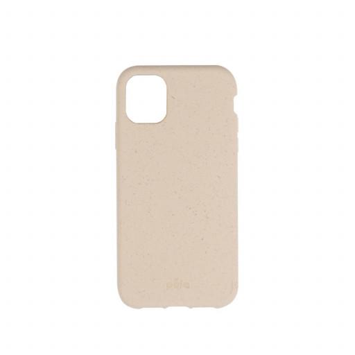 Pela Eco-Friendly deksel for iPhone 11 - Seashell