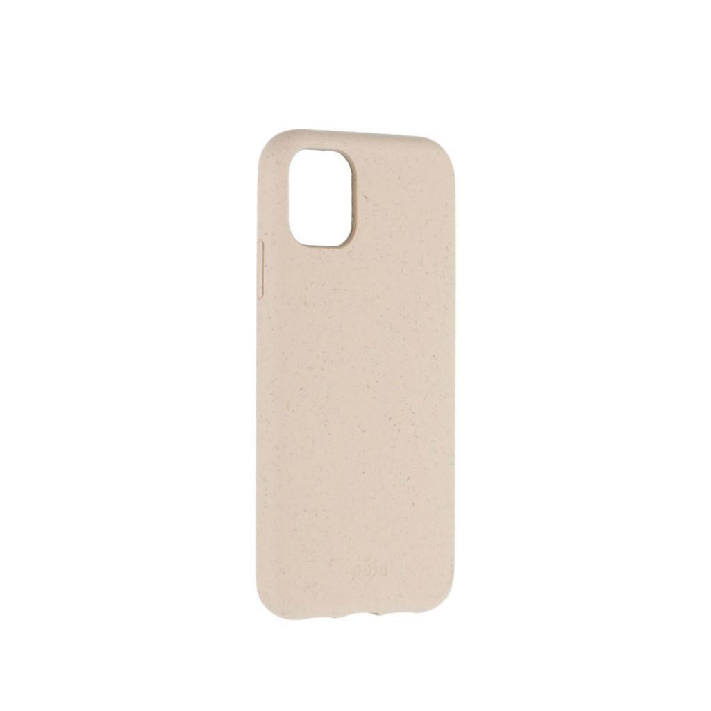 Pela Eco-Friendly deksel for iPhone 11 Pro - Seashell