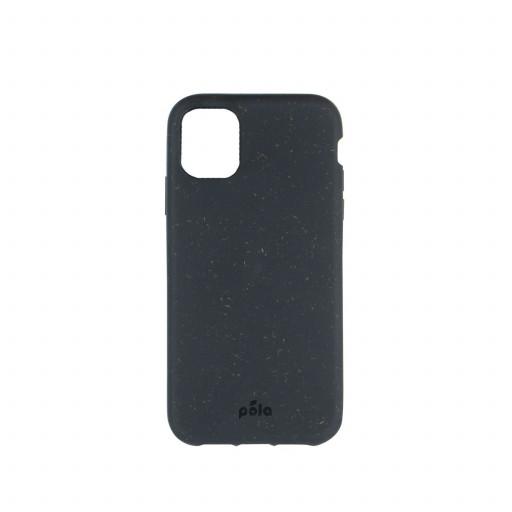Pela Eco-Friendly deksel for iPhone 11 - Black