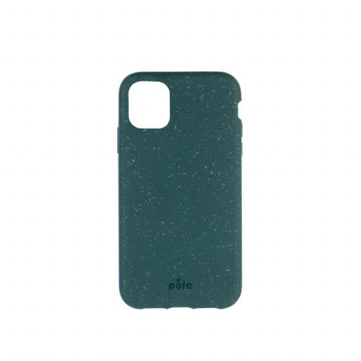 Pela Eco-Friendly deksel for iPhone 11 Pro - Green