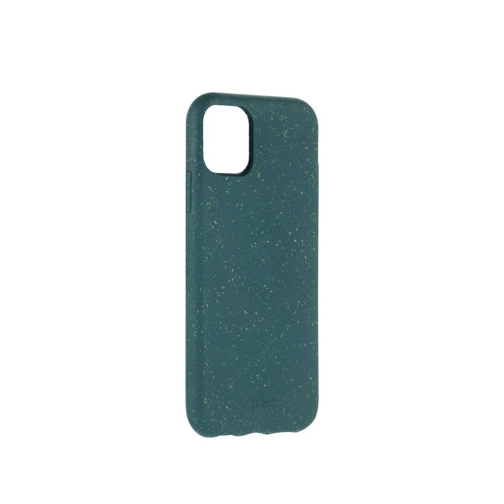 Pela Eco-Friendly deksel for iPhone 11 Pro - Green
