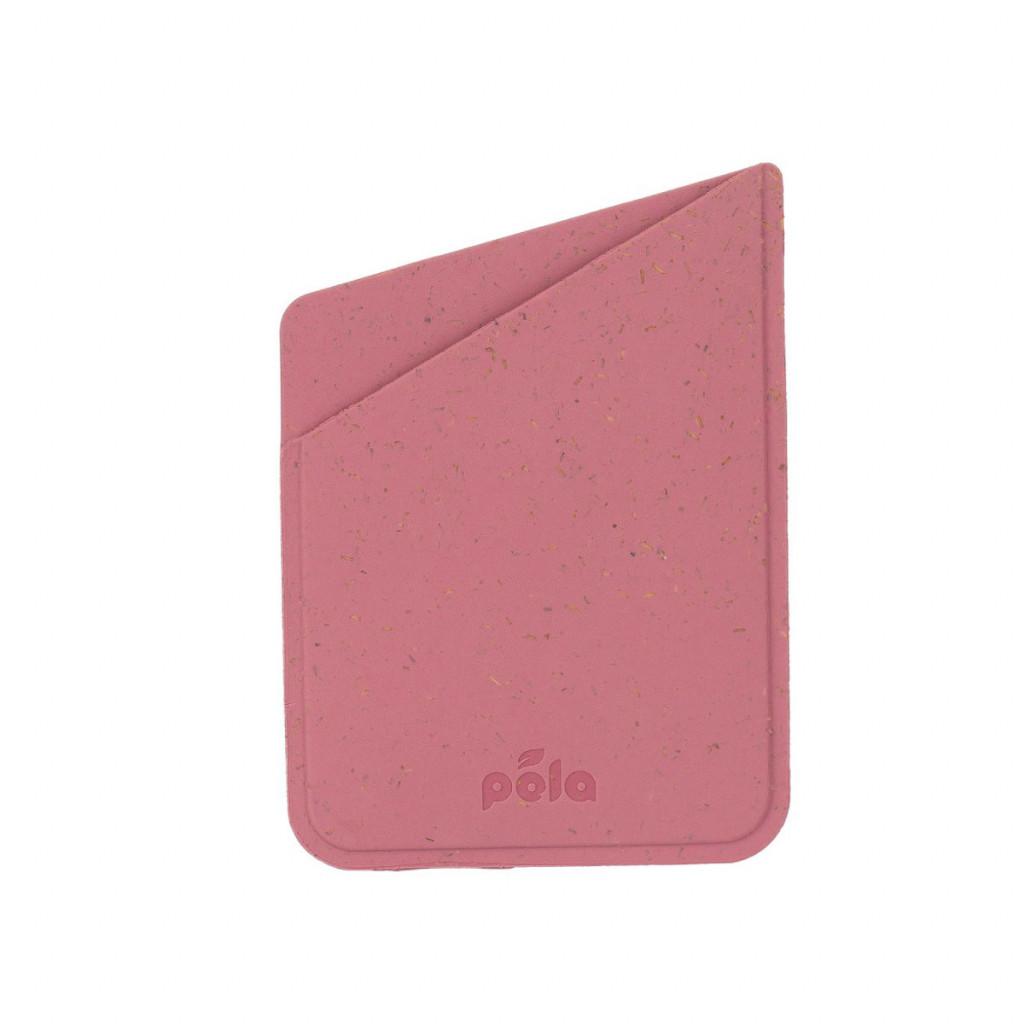 Pela Eco-Friendly kortholder til iPhone-deksel - Cassis