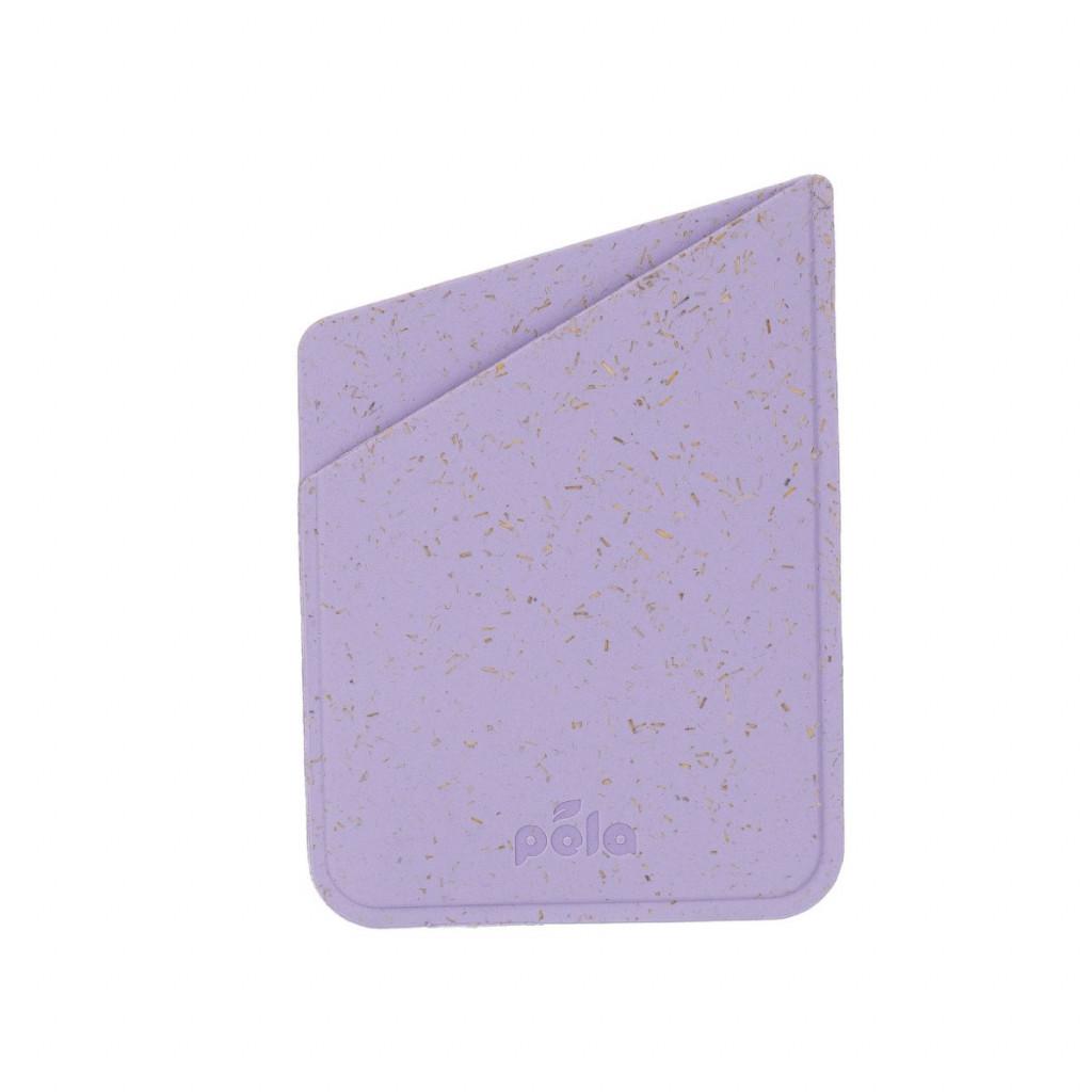 Pela Eco-Friendly kortholder til iPhone-deksel - Lavender