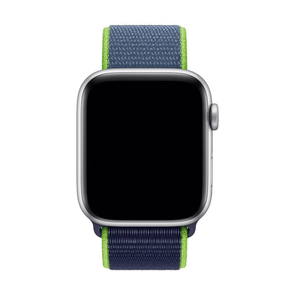 Apple Watch 44 mm Sport Loop - Neonlime