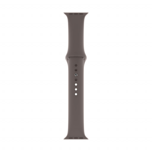 Apple Watch 44 mm Sport Band - Klippegrå