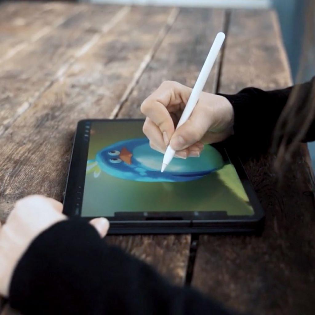 Paperlike skjermbeskyttelse for iPad Air/Pro 10.5-tommer