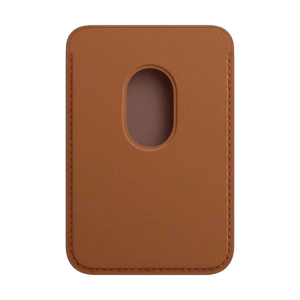 Apple Lommebok i skinn med MagSafe til iPhone – Lærbrun