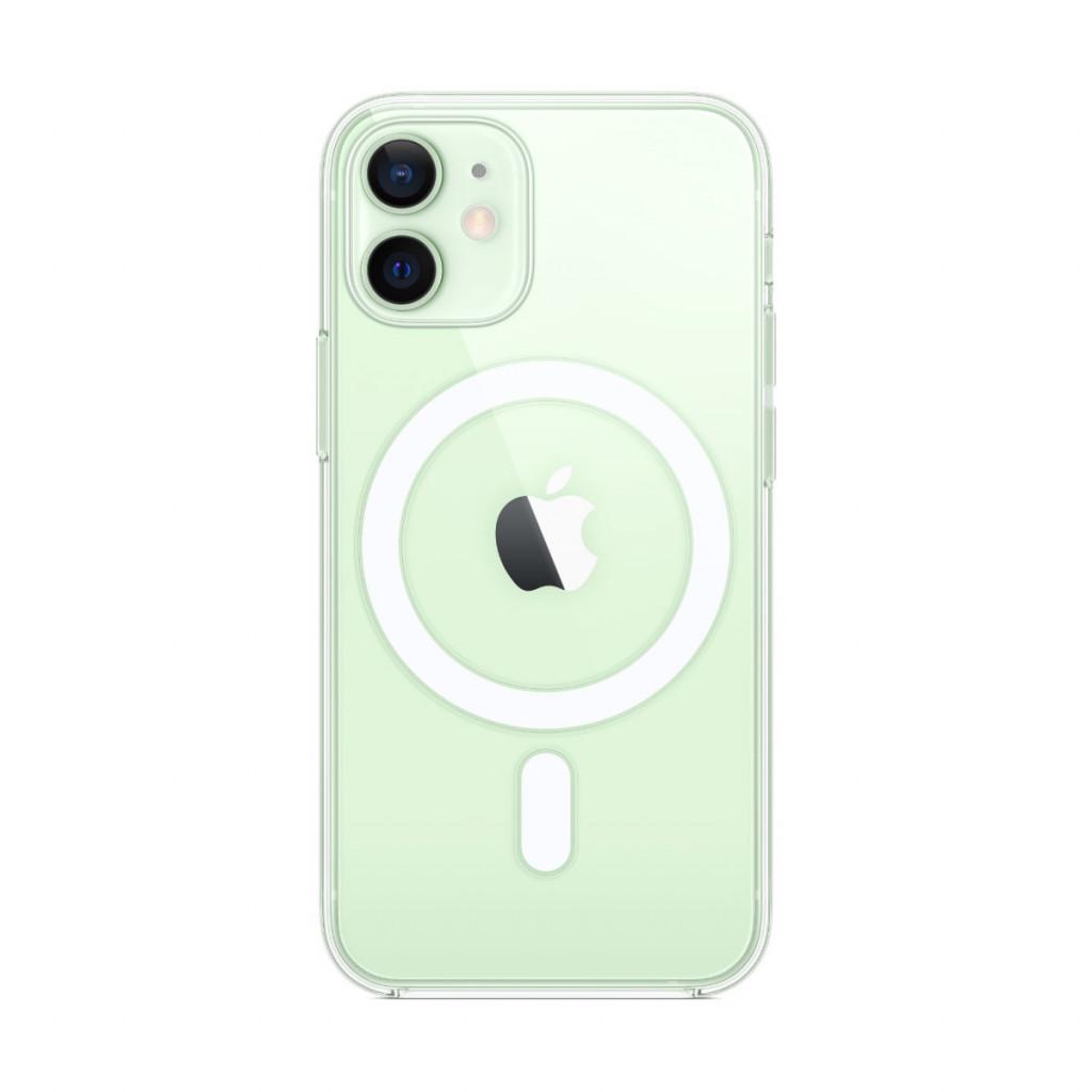 Apple Deksel med MagSafe til iPhone 12 mini - Klar