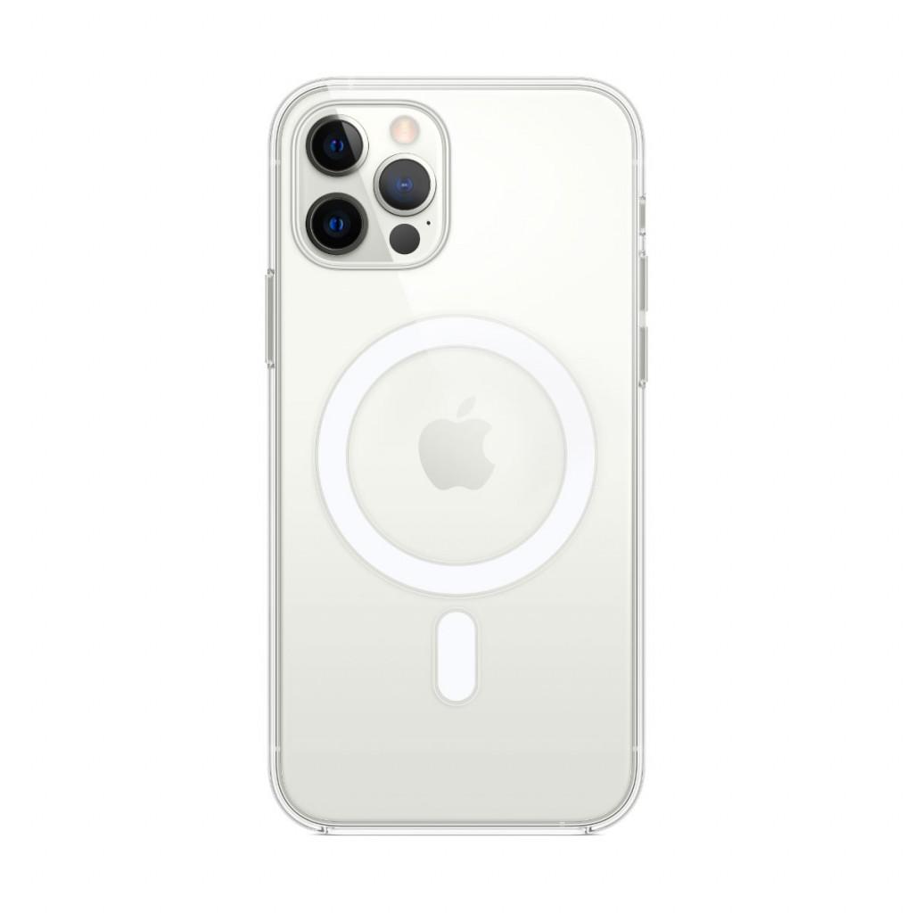 Apple Deksel med MagSafe til iPhone 12 Pro / 12 - Klar