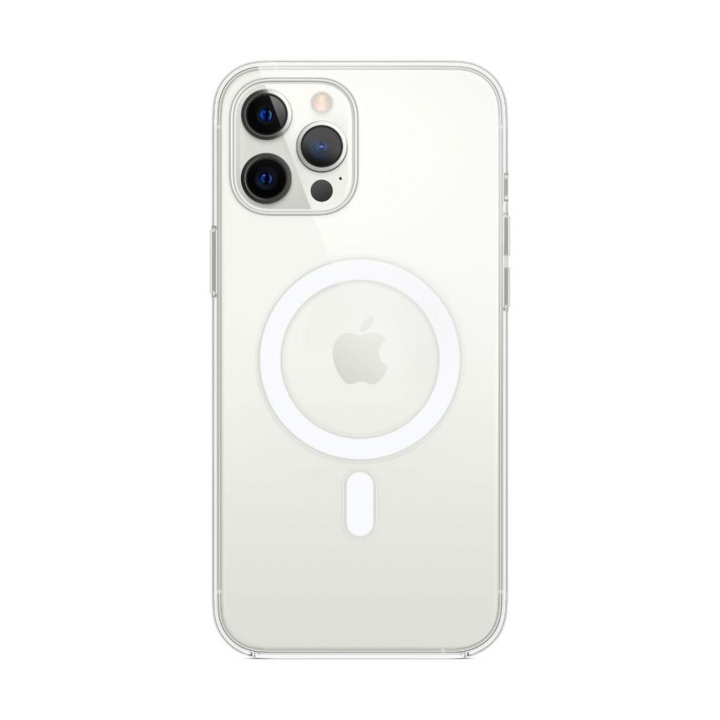 Apple Deksel med MagSafe til iPhone 12 Pro Max - Klar