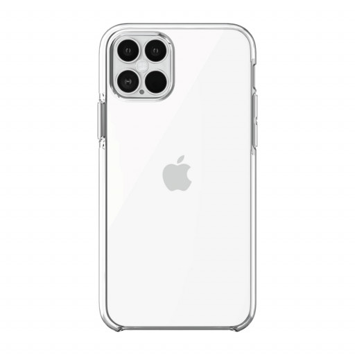 Puro Impact Clear deksel til iPhone 12 Pro Max – Klar