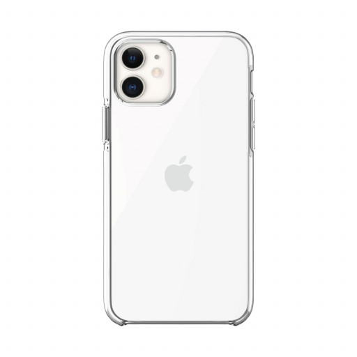 Puro Impact Clear deksel til iPhone 12 mini – Klar