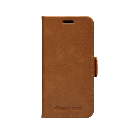 Dbramante Copenhagen Wallet for iPhone 12 mini - Tan