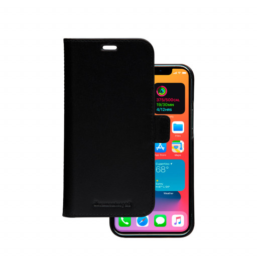 Dbramante Lynge Wallet for iPhone 12 Pro Max - Svart